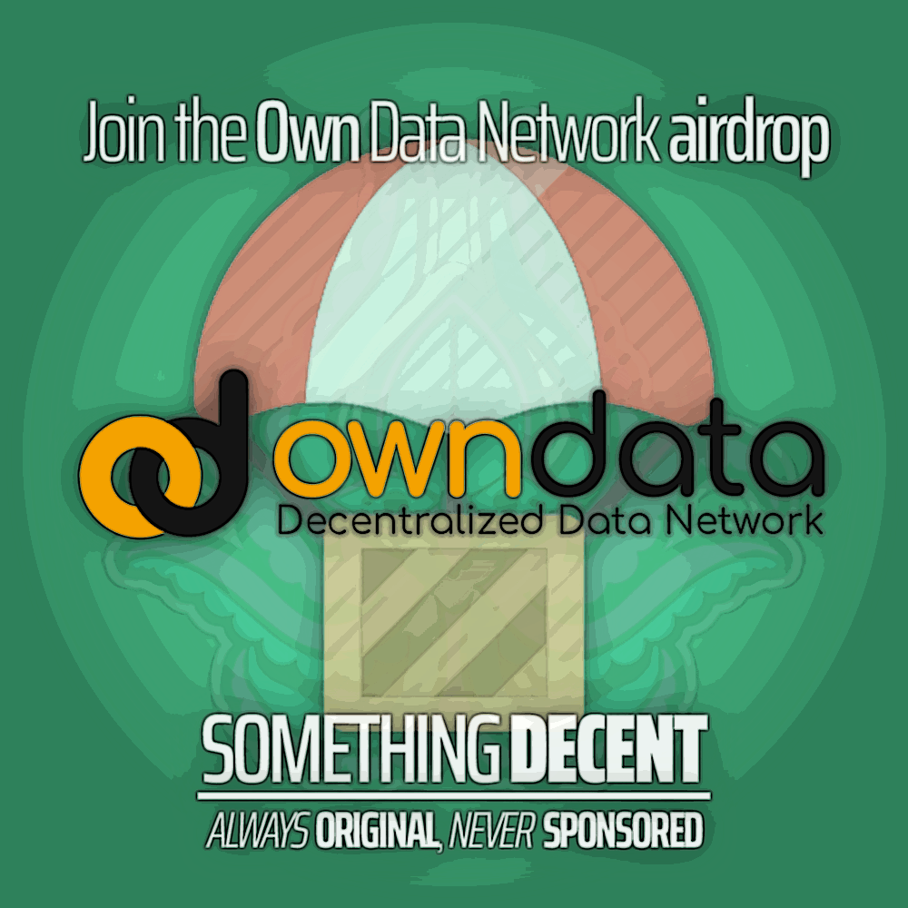 Own-Data-Network-Airdrop