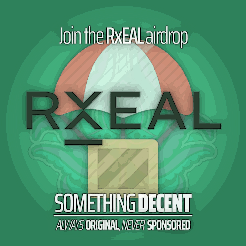 RxEAL-Airdrop