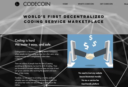 Code Coin Airdrop
