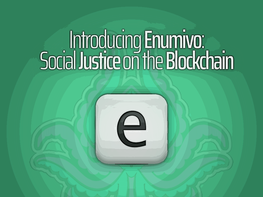 Introducing-Enumivo