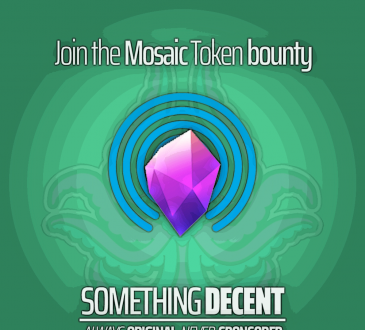 Mosaic-Token-Bounty