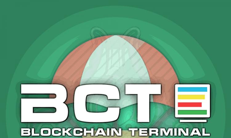 Blockchain-Terminal-Airdrop
