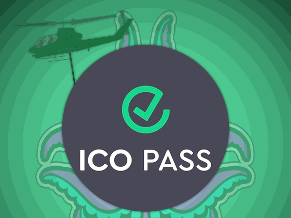 ICO-Pass-Airdrop