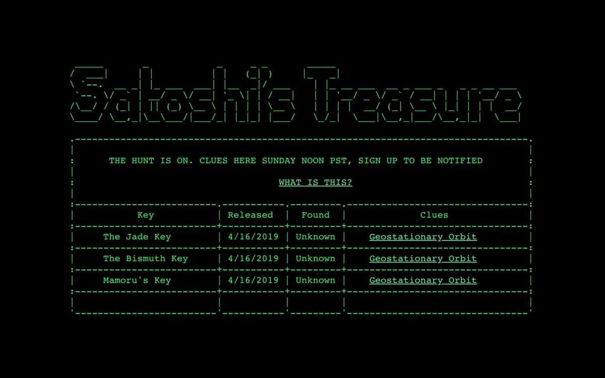 Satoshis Treasure