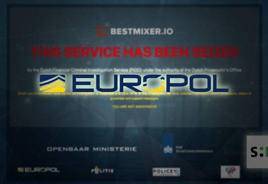 Europol Seize bestmixer.io