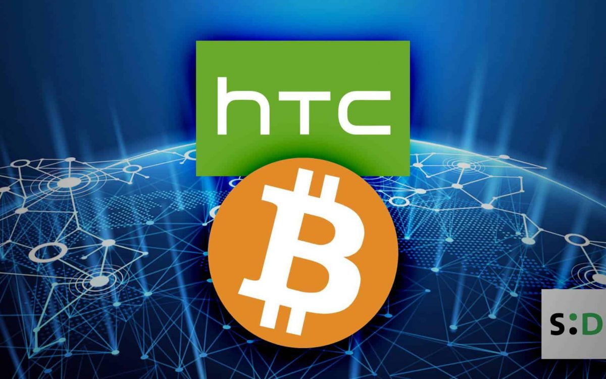 HTC Exodus 1s BTC Node