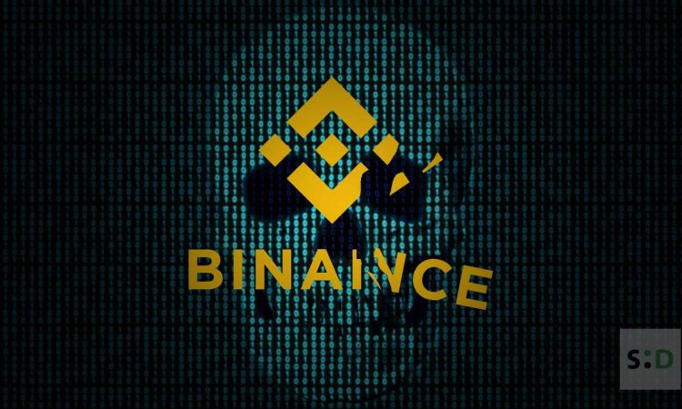 binance hacked for 40m