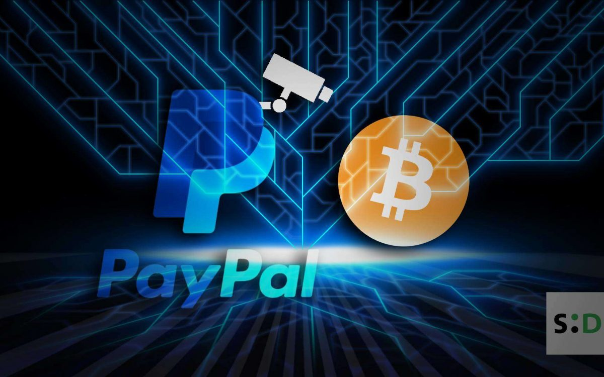 paypal one eye on bitcoin