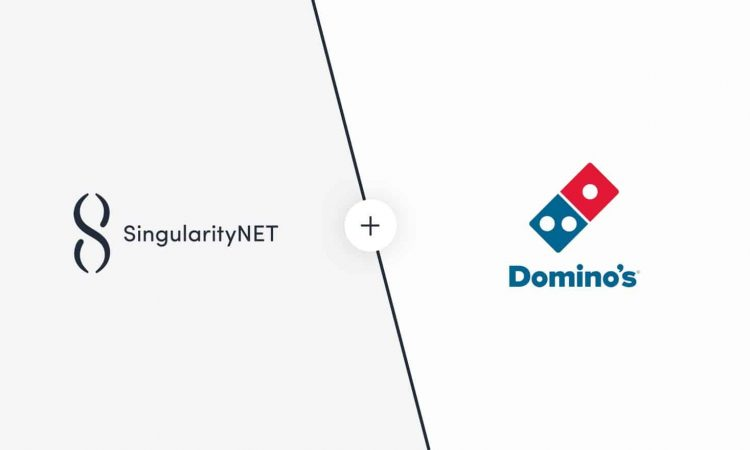 singularityNET Domino's partnership