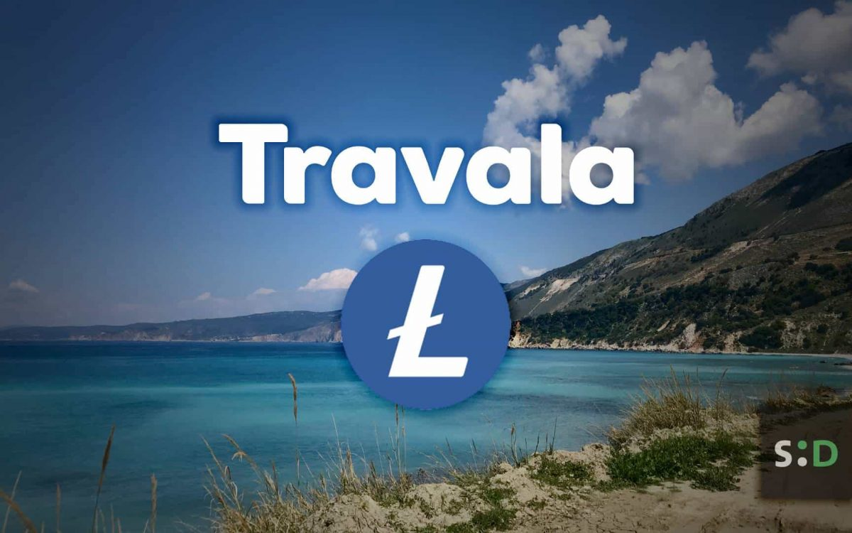 travala.com and litecoin partnership