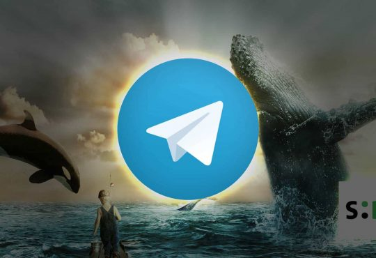 Telegram GRAM token sale via a whale
