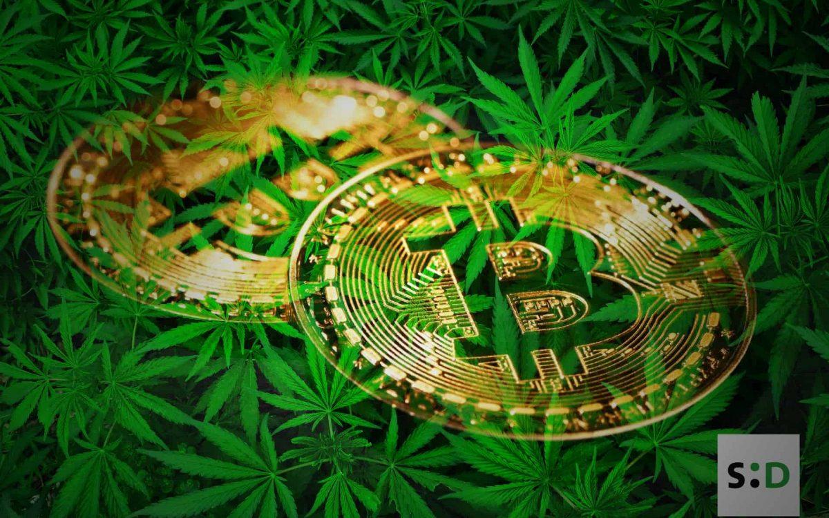 Weed and Bitcoin