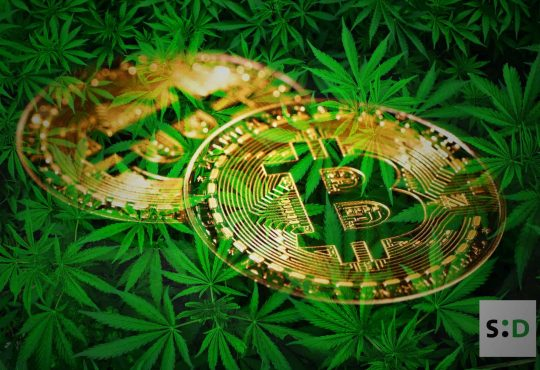 Weed and Bitcoin
