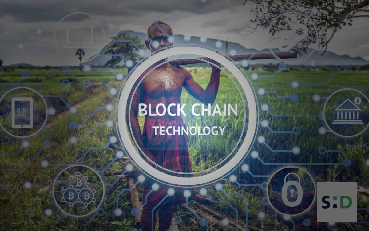 Blockchain tech farmers
